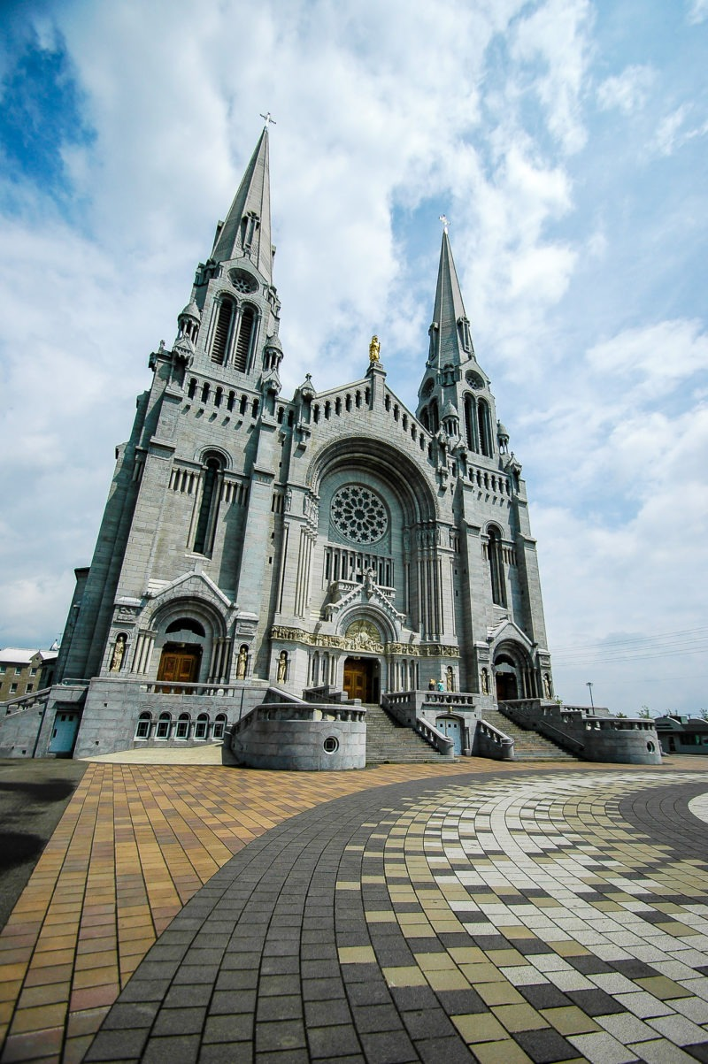 Basilique sainte-anne de beaupre, Canada
