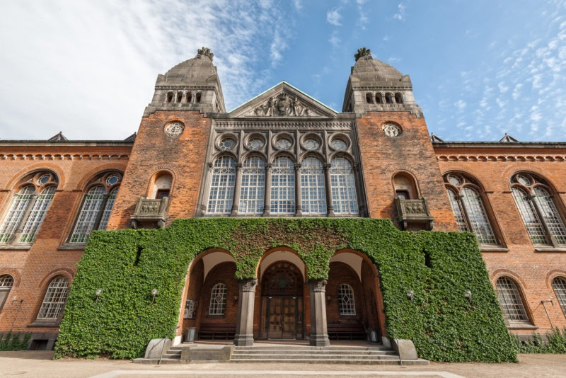 Dansk Jodisk Museem, Copenhague