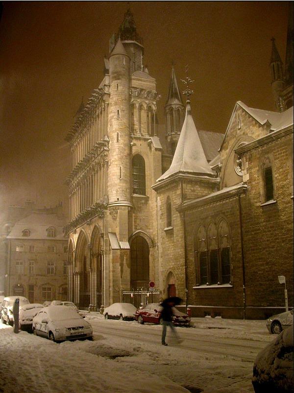 La chouette, Dijon