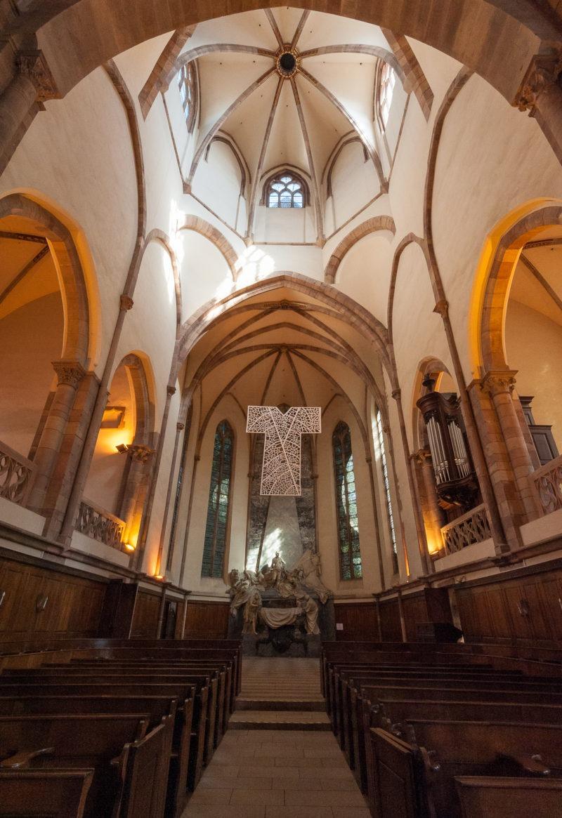 coeur de l'Eglise St-Thomas
