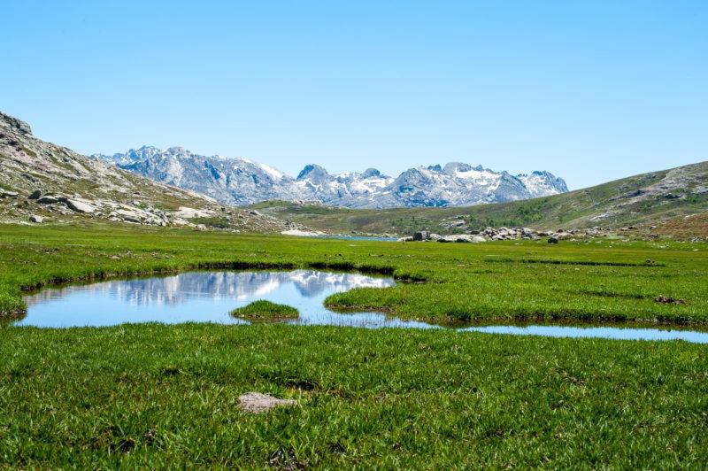 Lac Nino Corse