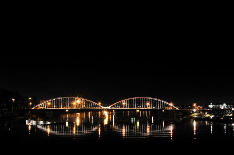 Pont de l'Europe à Strasbourg