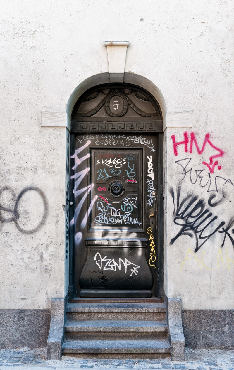 Porte Copenhague