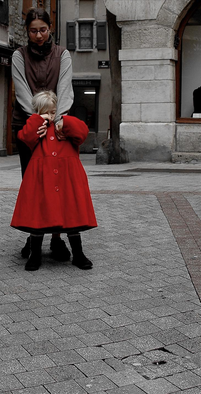 Chaperon rouge, Mende, Lozère