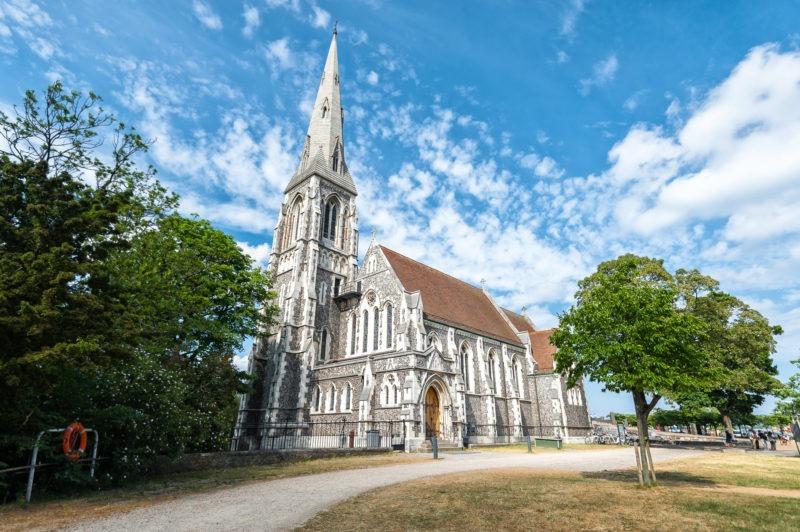 Eglise St Albans, Copenhague