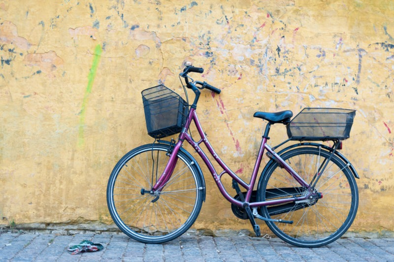 Vélo mur, Copenhague