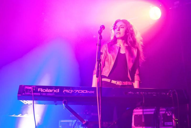 Human Song à la maison bleue - Strasbourg