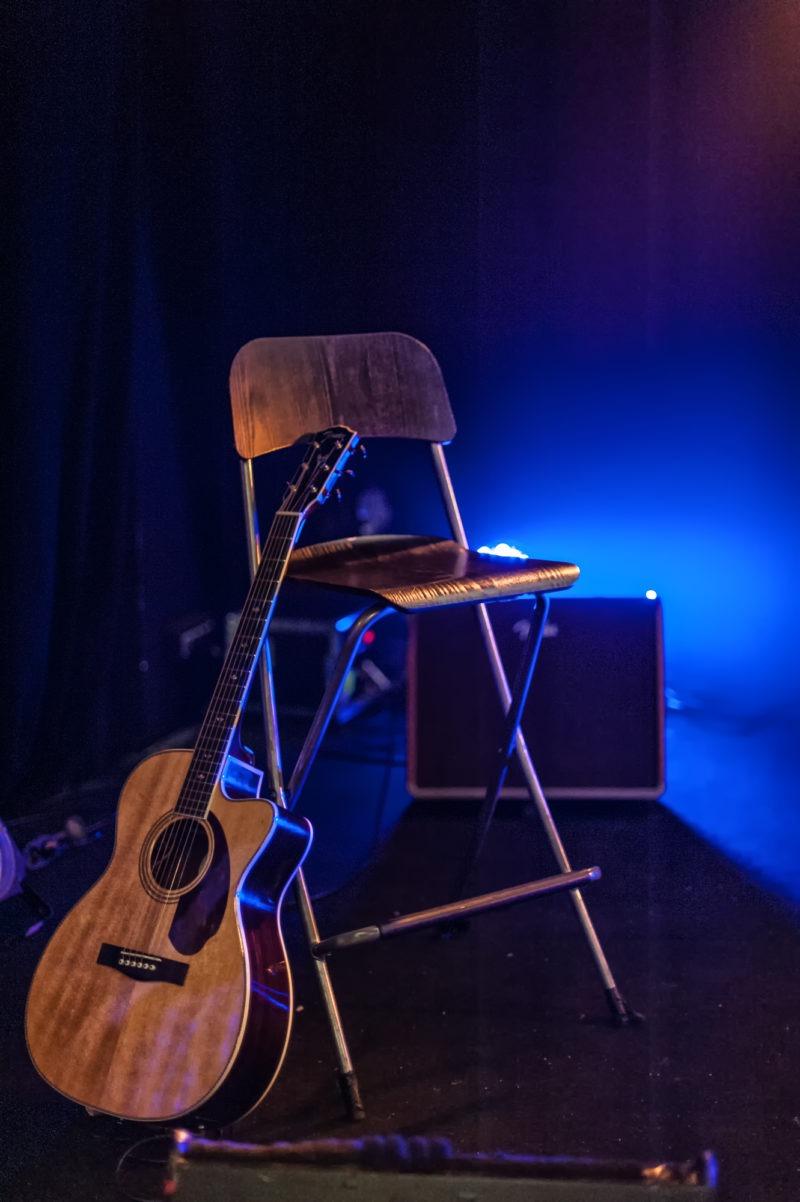 Maison bleue unplugged