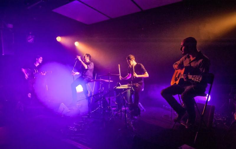 Klone unplugged - maison bleue - Strasbourg