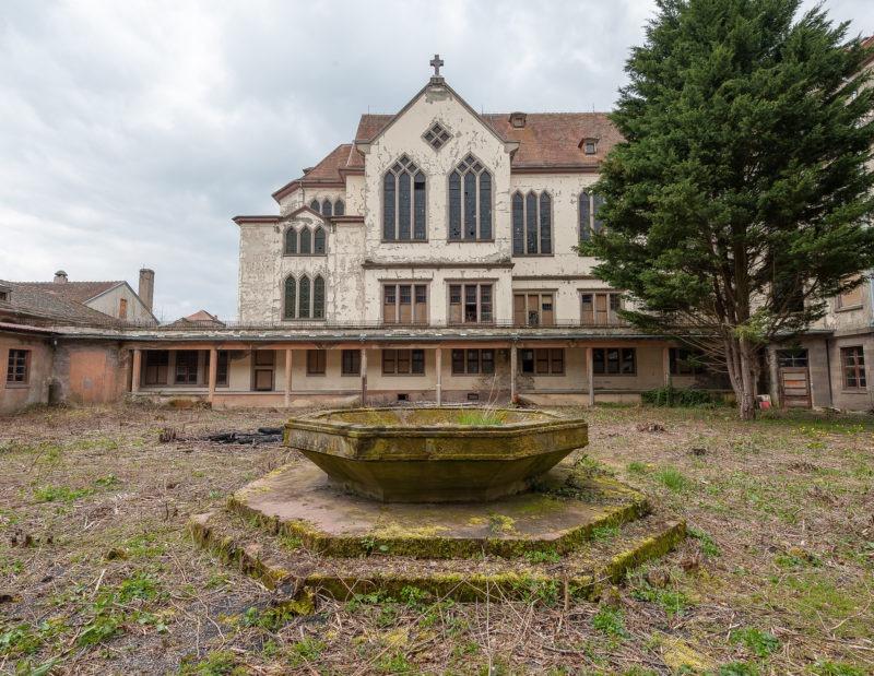 Chapelle du pensionnat