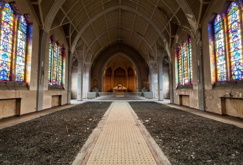 Chapelle nef