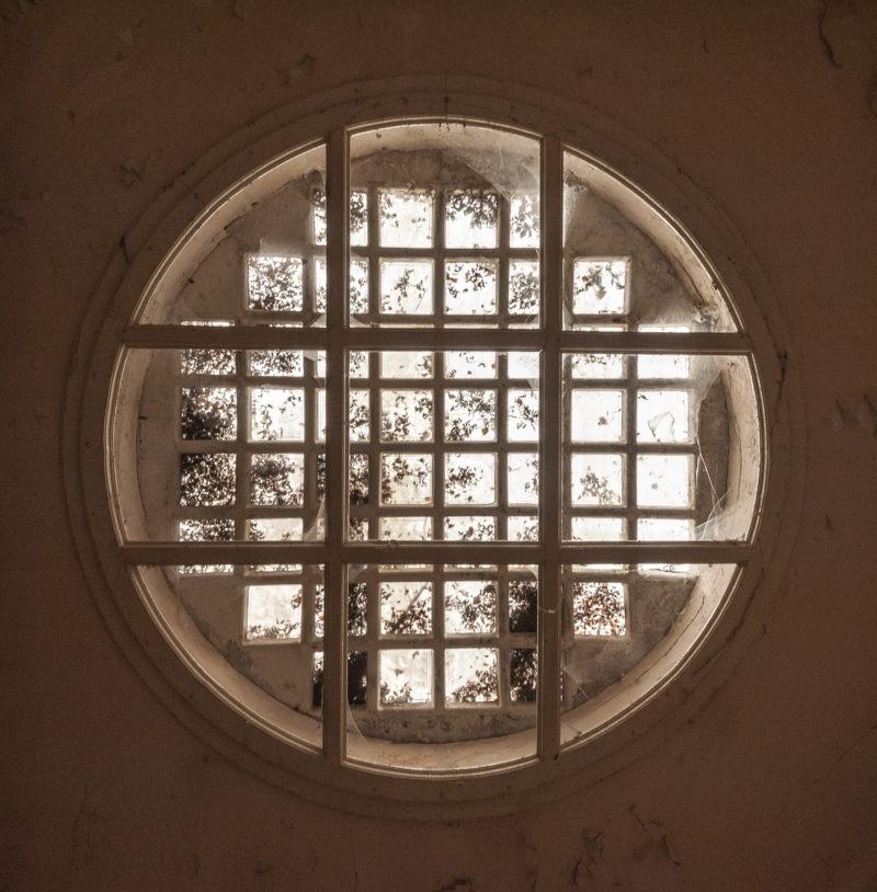 Plafond verrière