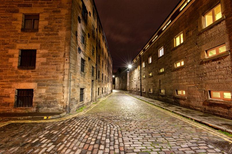 Croft-an-righ - Edimbourg