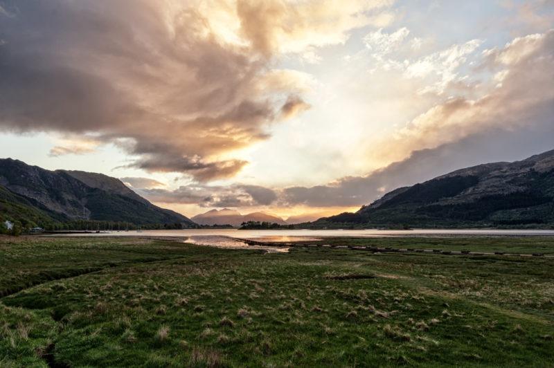 Glencoe - Loch Leven