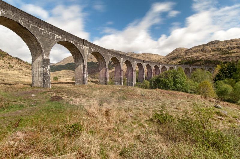 Viaduc de Glenfinnan (Glenfinnan viaduct)